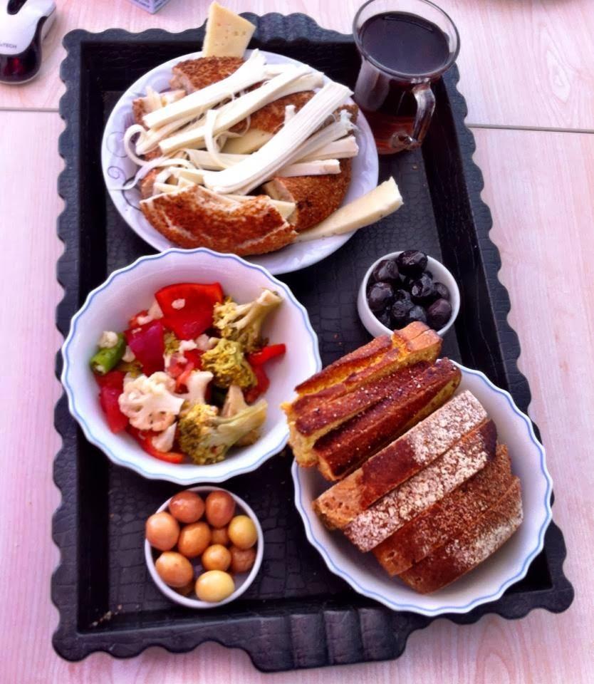 kahvaltı sofraları