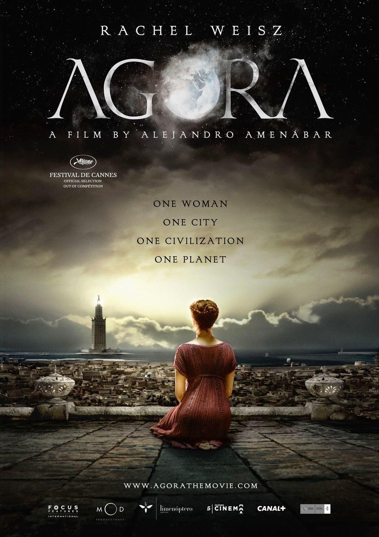 Agora (2009) Poster