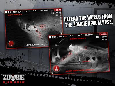 Zombie Gunship apk full download