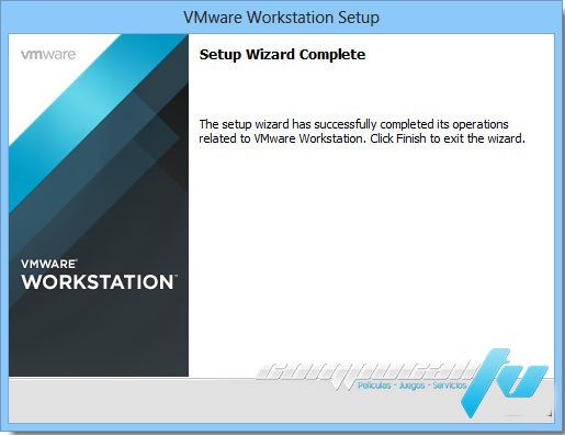 VMware Workstation Versión 11.1.1