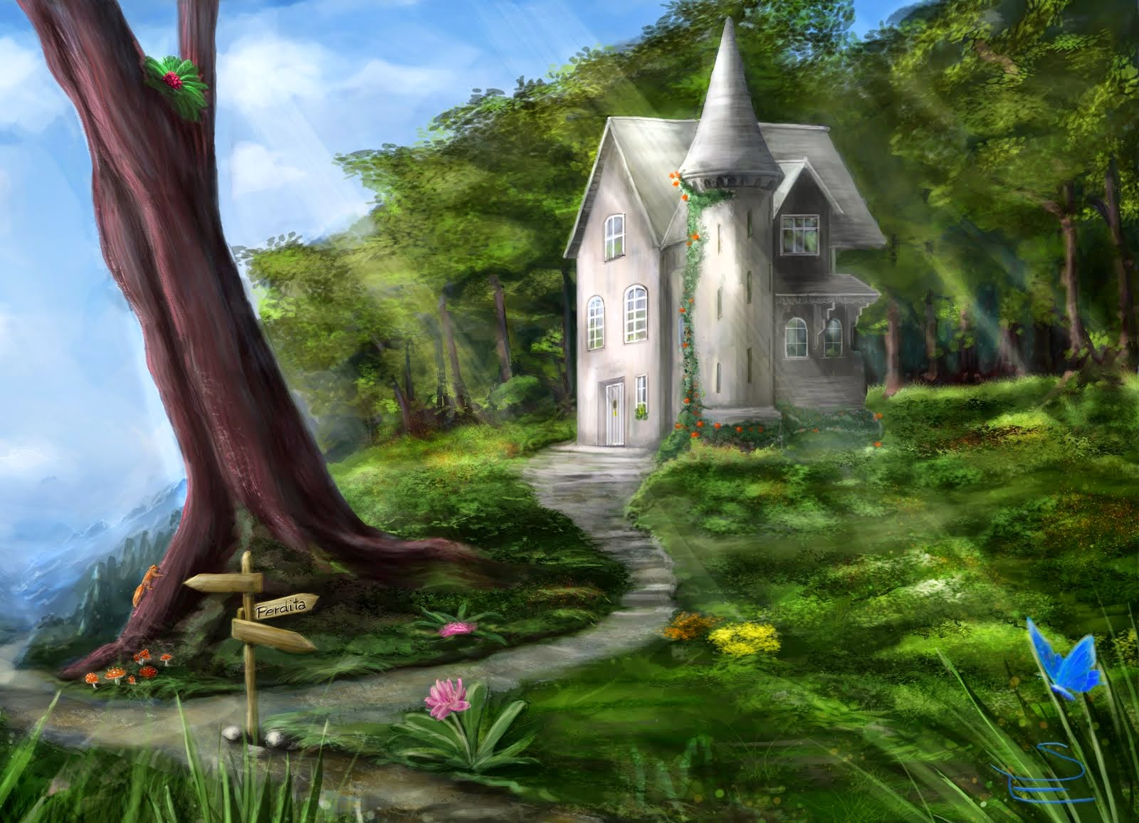 Das Märchenhaus