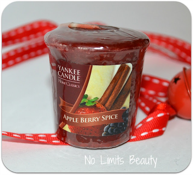 Yankee Candle - Apple Berry Spice