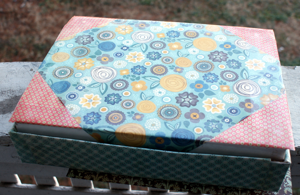 DIY Storage Box Organizer - Soap Deli News