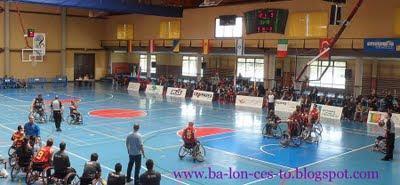 Challenge Cup 2011 Baloncesto en Silla de Ruedas