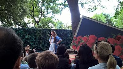 Fflur Wynn - Alice's Adventures in Wonderland, 2015 - Opera Holland Park