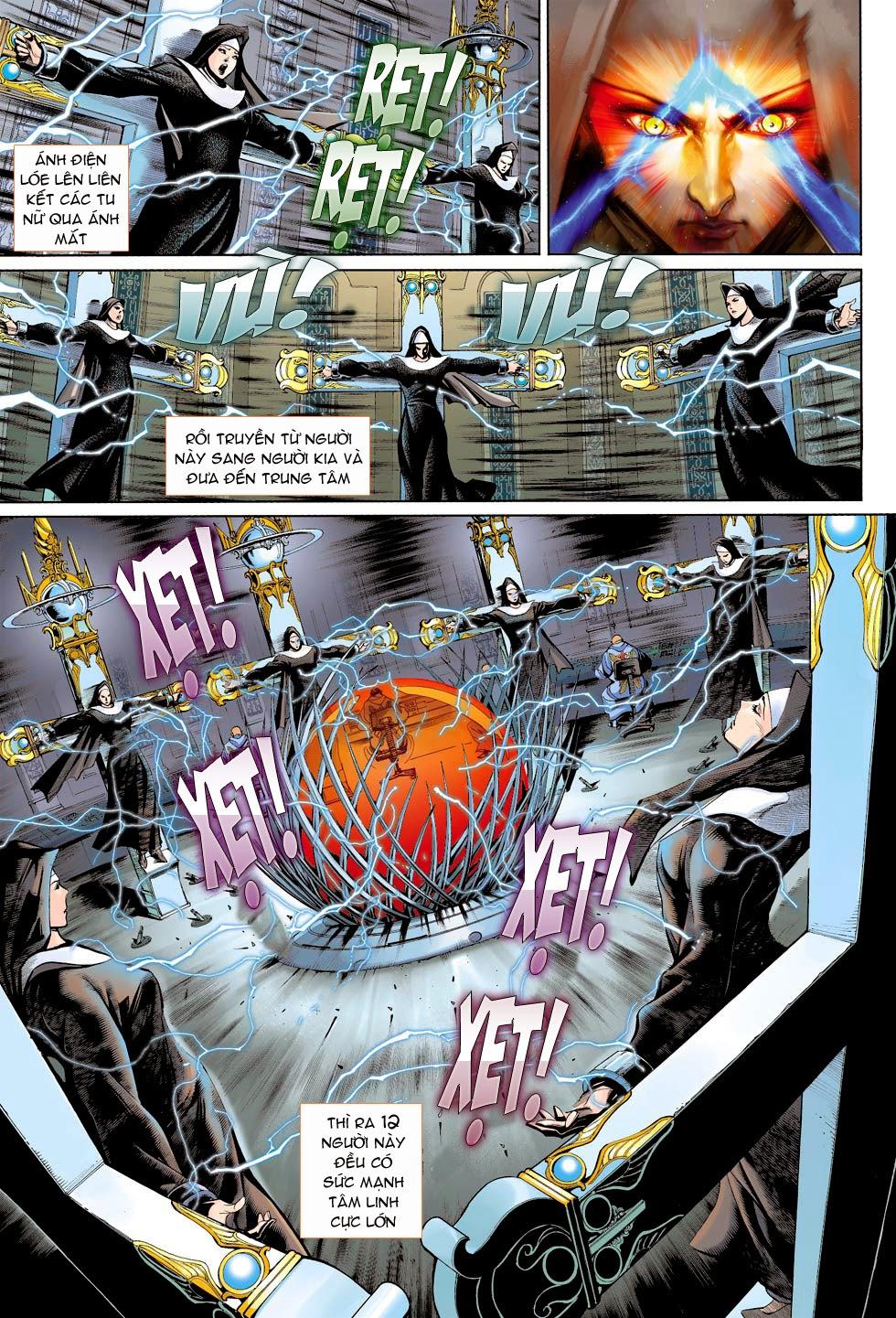 Thần Binh 4 chap 26 - Trang 14