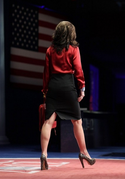ass shot palin Sarah