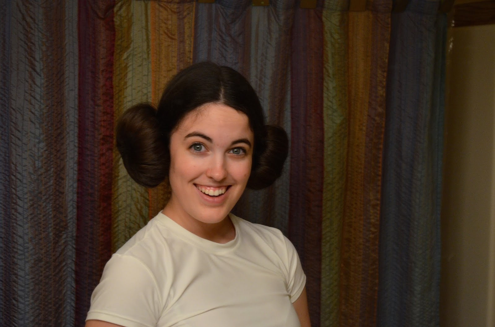DIY Princess Leia Cinnamon Buns