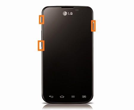 LG E460, E455, E450 Mobile Hard Reset Code