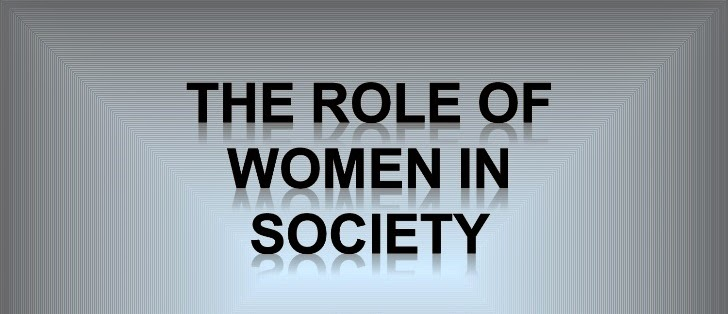 Jam session topics: Role Of Women in Society
