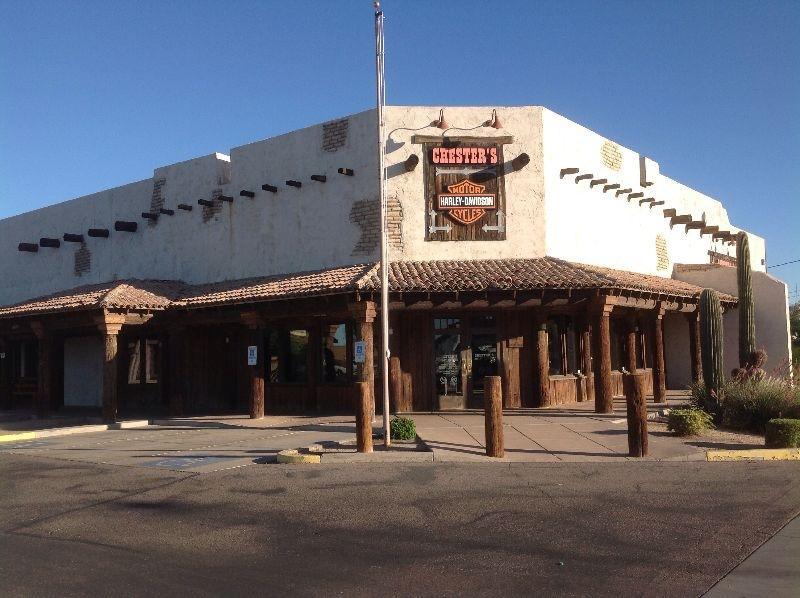 Arizona Authorized Harley Davidson Motorcycle Rental · Mesa Arizona  Commercial Roof Repair