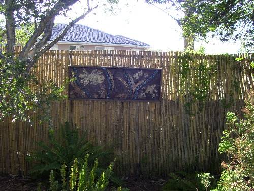 Bamboo Privacy Fencing6