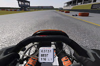Kart racing pro nuevos displays 3