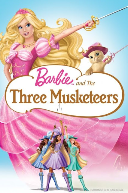 Barbie and the Three Musketeers (2009) ταινιες online seires xrysoi greek subs