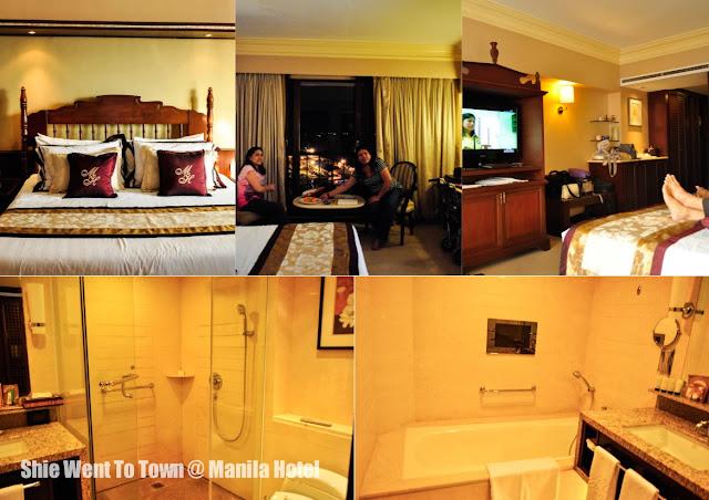 Manila Hotel's Superior Deluxe Room