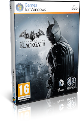 Batman: Arkham Origins Blackgate - Deluxe Edition [PC] [Español]