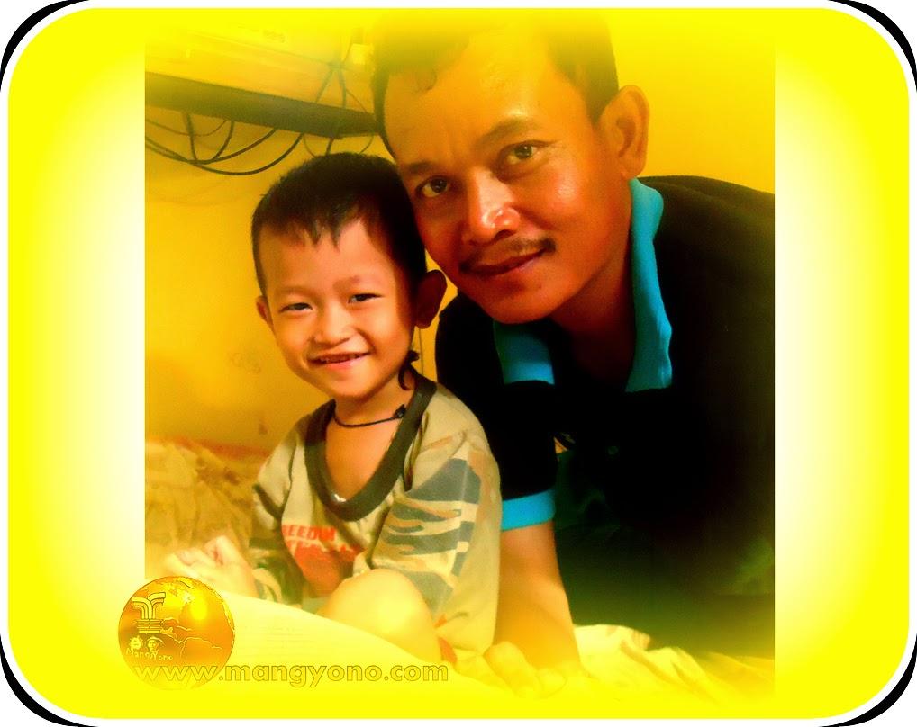 Mang Yono dan Gigin ( dedek )