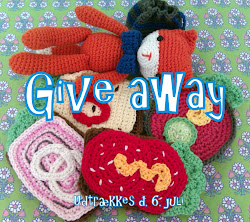 GIVE AWAY.....