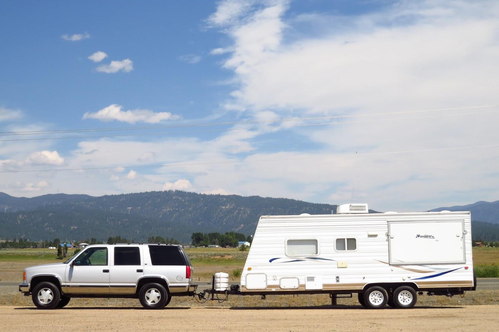 Idaho Camping