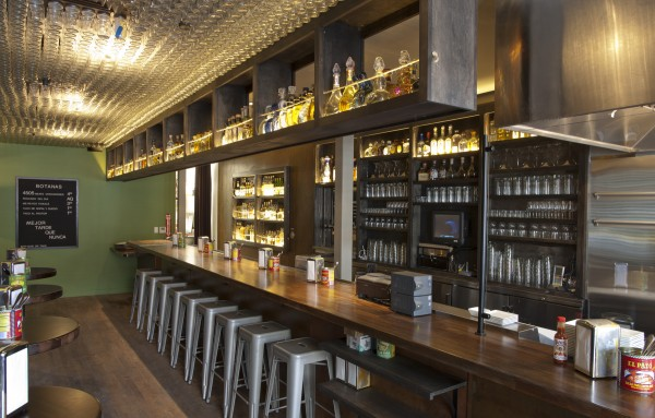 Tacolicious, a San Francisco favorite, created it's fourth locations  recently in the Mission. Located at the back of the Tacolicious space is  tequila bar, ...
