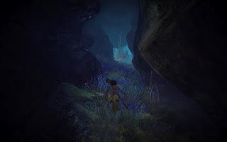 Guild Wars 2 GW2 underwater