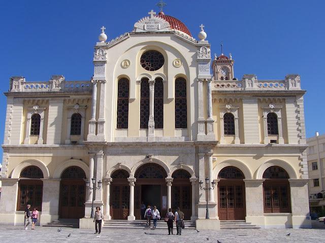 Aziz Minas Kilisesi, Heraklion