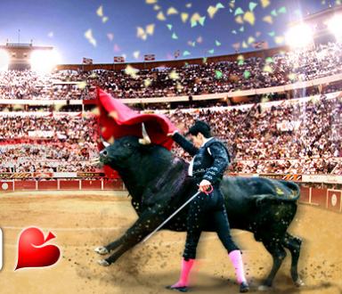 cartel de toros feria san marcos 2015