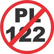 Sou contra PL 122