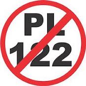 Sou contra PL 122