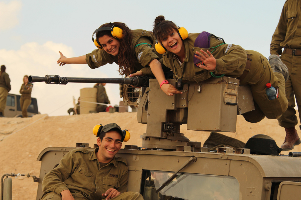 Agree, Hot israeli women soldiers question interesting