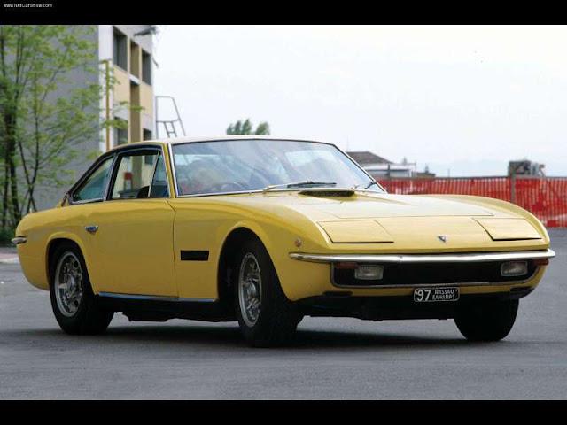 Lamborghini Islero (1968)