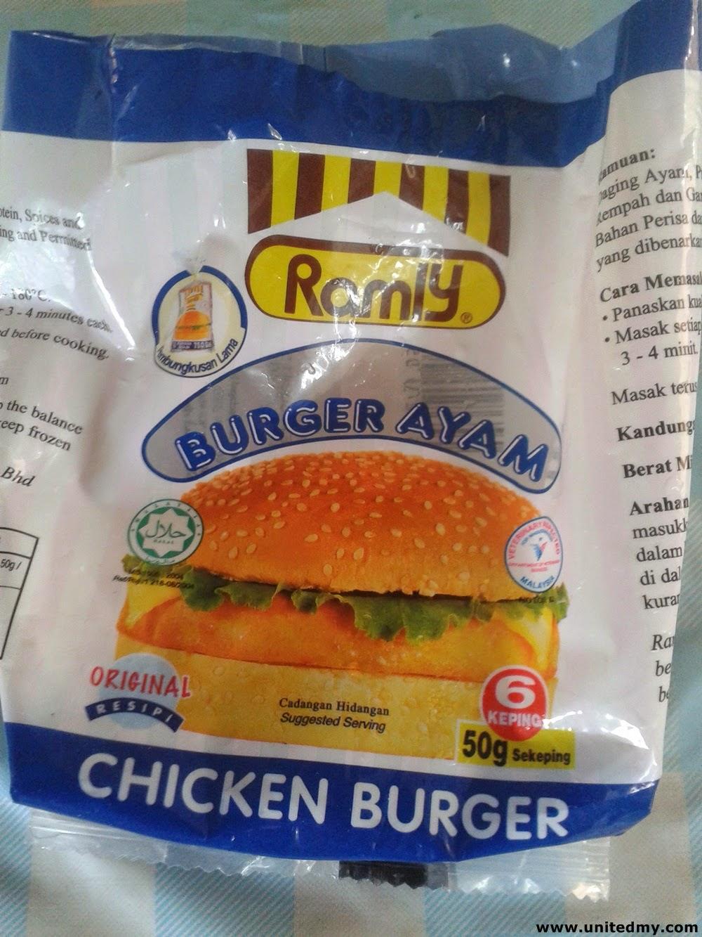 Ramly burger Malaysia