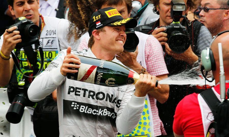 Rosberg gana en Mónaco y adelanta a Hamilton en el mundial