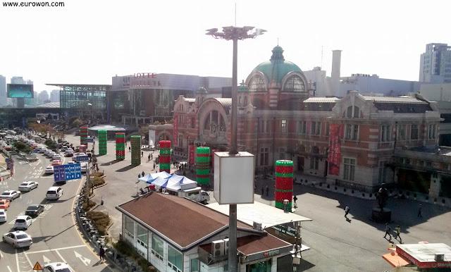 Antigua Estación de Tren de Seúl