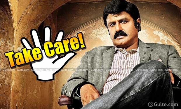 Balayya, Correct Those Physical Mistakes-Tollywood News