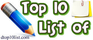 Top 10 Lists of