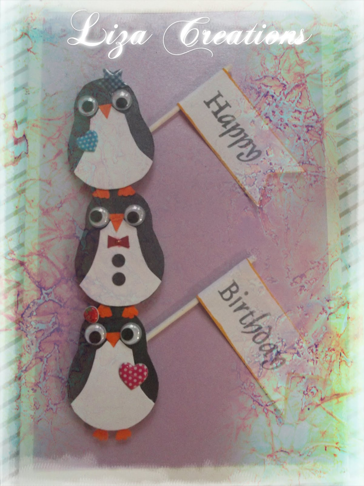Paper Craft Greeting Cards
