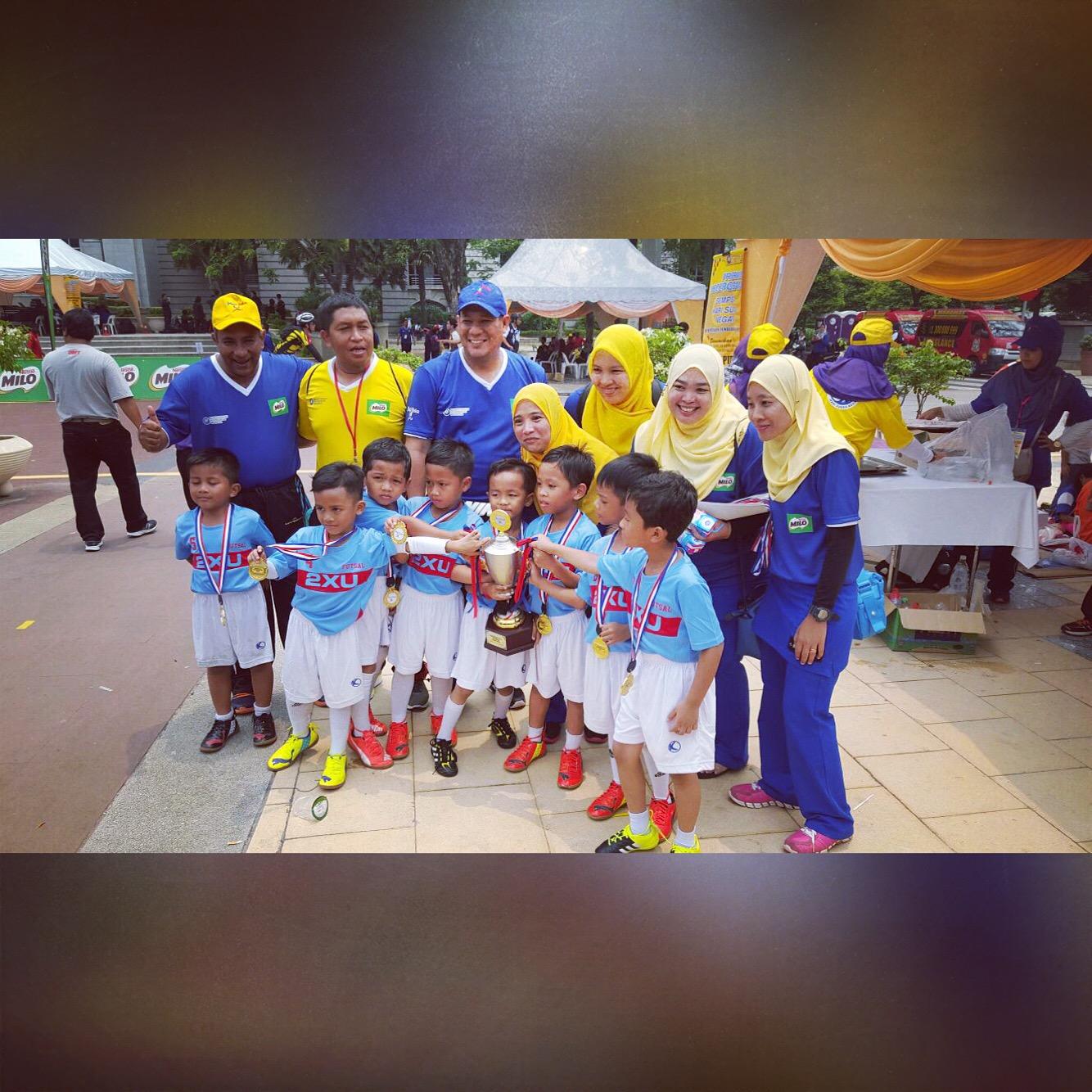Johan Futsal Prasekolah