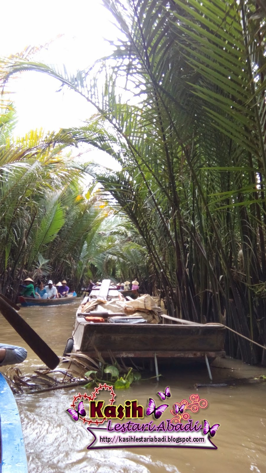Ho Chi Minh,Sungai Mekong,Kasih lestari Abadi