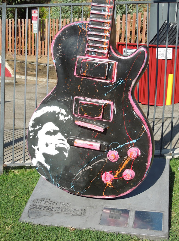 I Feel Good James Brown tribute guitar