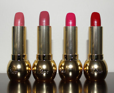 Dior Diorific Mat Velvet Colour Lipstick (Holiday 2015)
