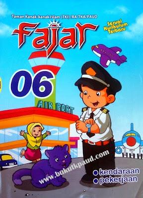 Majalah TK Islam PAUD Edisi 6 Ardian jaya mandiri
