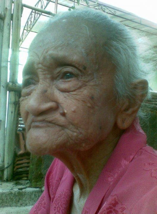 Ny. Ngadiyem Joyosukarno (R.I.P, fannaly)