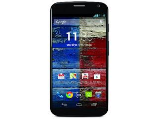 front_black Motorola Moto X