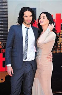 Katy Perry y su Esposo