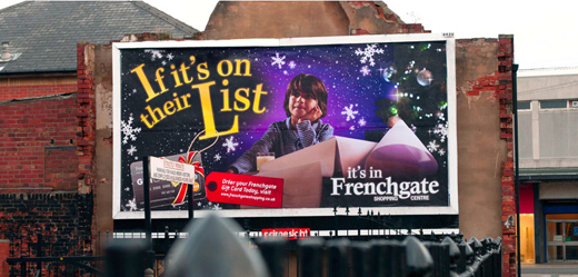 Frenchgate Doncaster Christmas