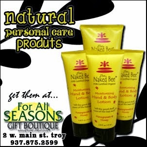 For All Seasons Natural Bee