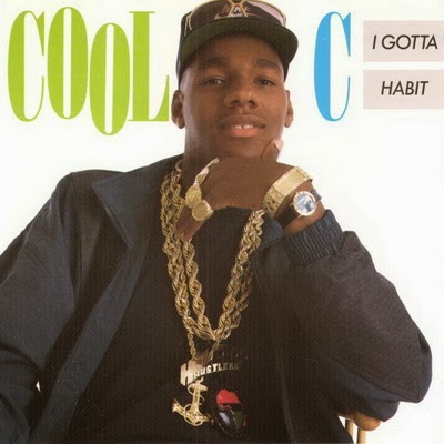 Cool C – I Gotta Habit (1989) Flac