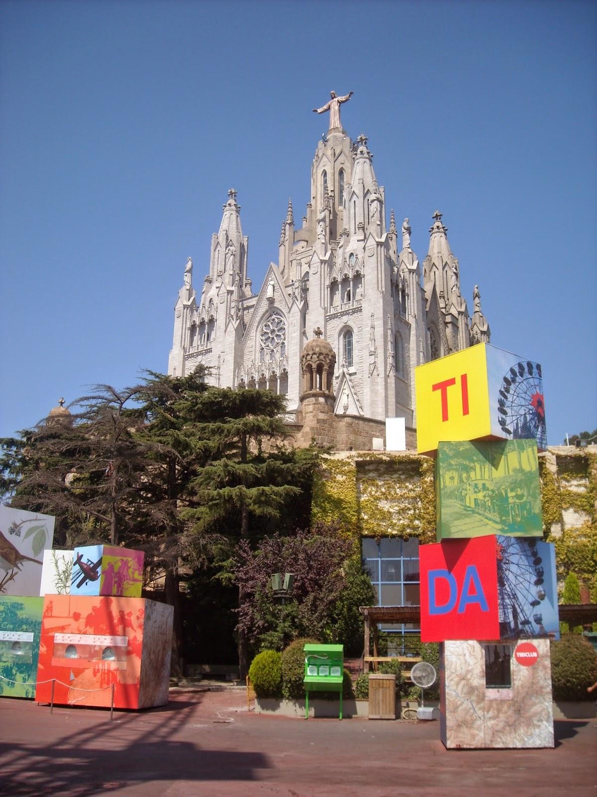 barcelona tividabo