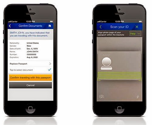 Aplicacion Movil Para Scannear El Pasaporte